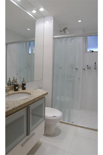 Banheiros pequenos – Dicas de decoração, fotos (7) dicas de decoração fotos