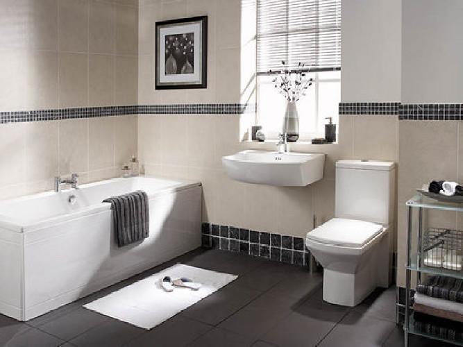 Banheiros pequenos - Dicas de decoração, fotos, como decorar 8