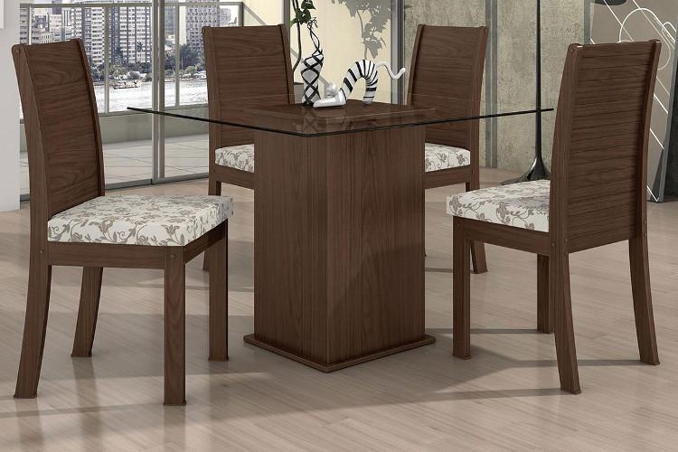 Base de madeira para mesa de jantar – Maciça, rústica (8) dicas de decoração fotos