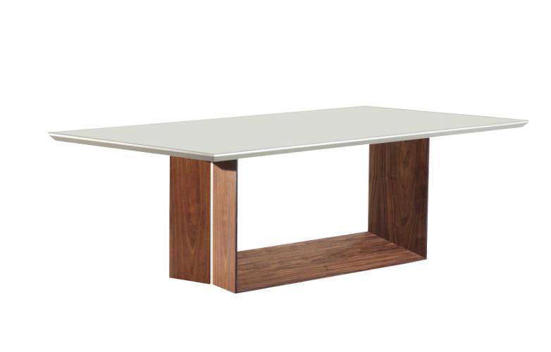 Base de madeira para mesa de jantar - Maciça, rústica, quadrada, demolição 15