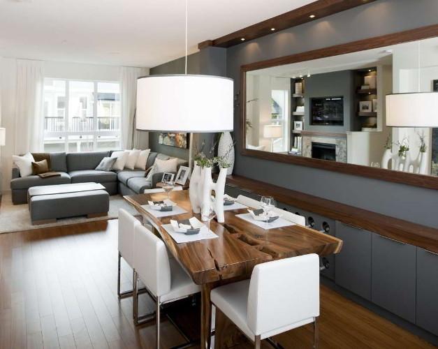 Cadeiras modernas para sala de estar (3) dicas de decoração fotos