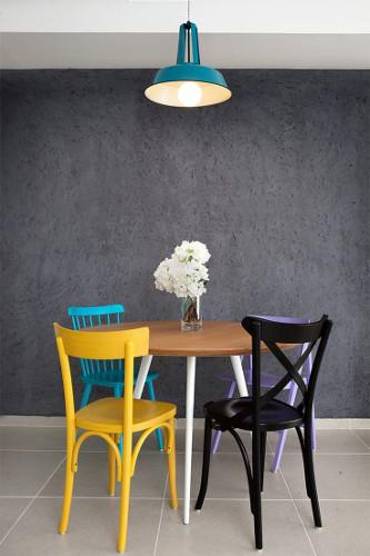 Cadeiras modernas para sala de estar (6) dicas de decoração fotos