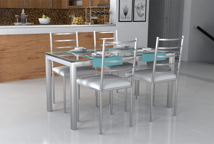 Cadeiras modernas para sala de jantar – Estofadas, Design (6) dicas de decoração fotos