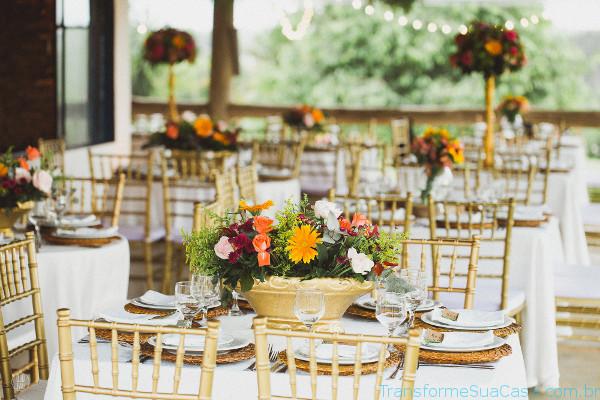 Casamento Rústico – Como decorar 9 dicas de decoração como decorar como organizar