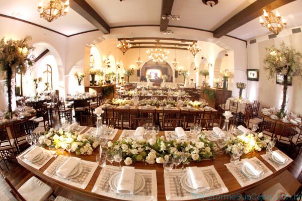 Casamento de luxo - Como decorar 1
