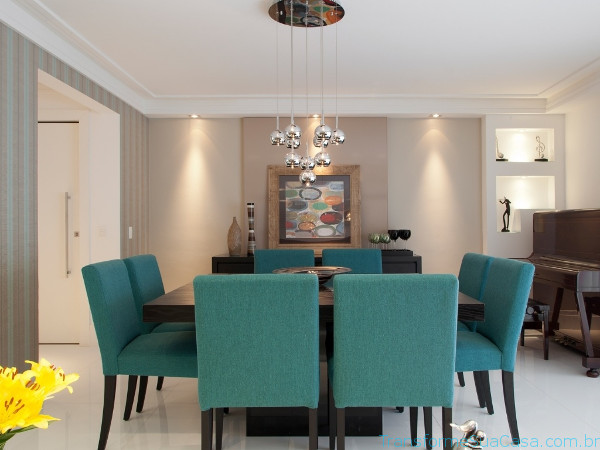 Como decorar sala de jantar - Dicas de especialista 2