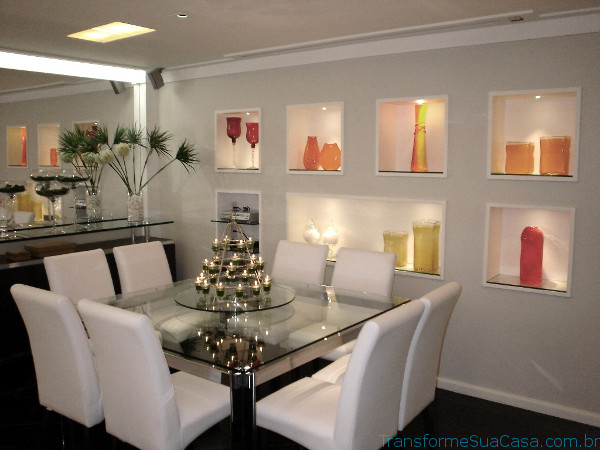 Como decorar sala de jantar - Dicas de especialista 7