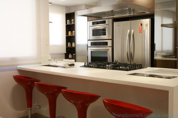 Cozinha americana – Como decorar 1 dicas de decoração como decorar como organizar