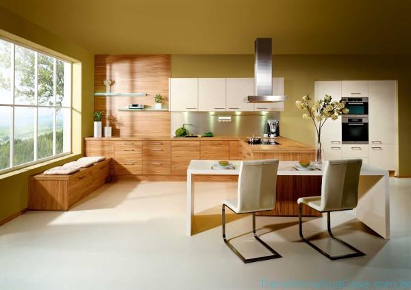 Cozinha americana - Como decorar 1