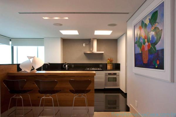 Cozinha americana – Como decorar 12 dicas de decoração como decorar como organizar