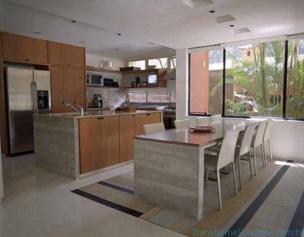 Cozinha americana – Como decorar 5 dicas de decoração como decorar como organizar