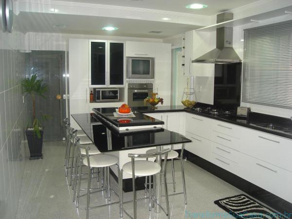 Cozinha de luxo como decorar for Programa para decorar casas