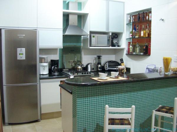 Cozinha planejada para apartamento - Como decorar 1