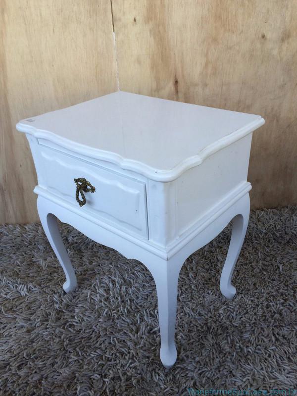 Criado-Mudo Provençal – Como usar na decoração 9 dicas de decoração como decorar como organizar