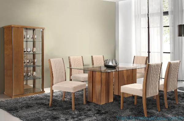 Cristaleiras para sala de jantar – Como usar 2 dicas de decoração como decorar como organizar