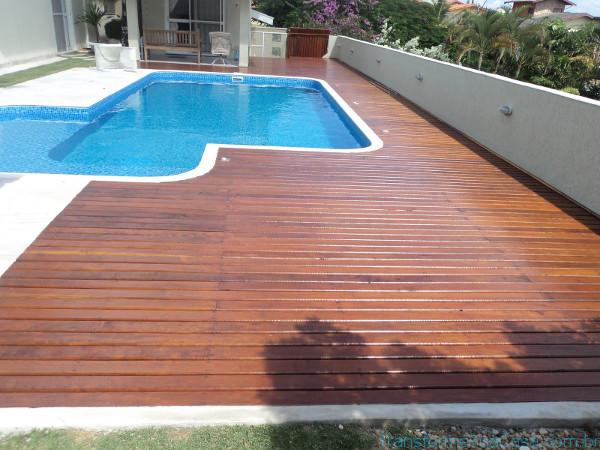 Deck de madeira – Como fazer 1 dicas de decoração como decorar como organizar