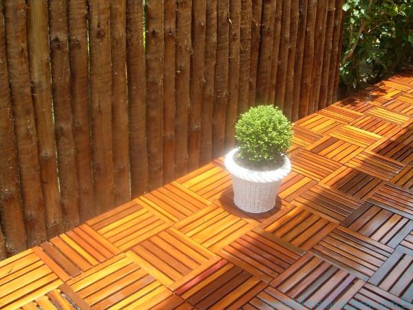 Deck de madeira – Como fazer 4 dicas de decoração como decorar como organizar
