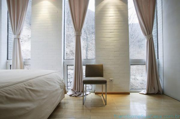 Decoração com cortinas - Como fazer 5