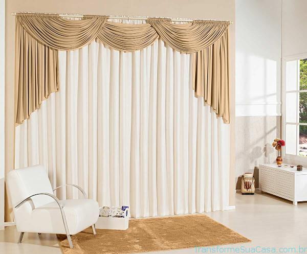 Decoração com cortinas - Como fazer 9