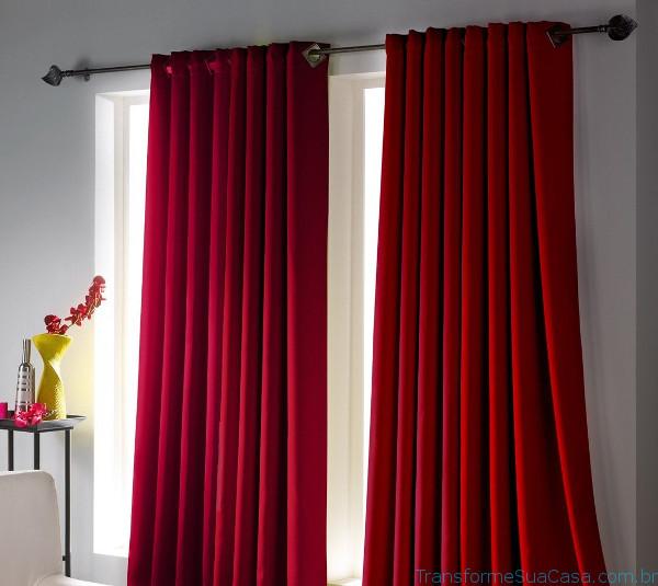 Decoração com cortinas - Como fazer 7