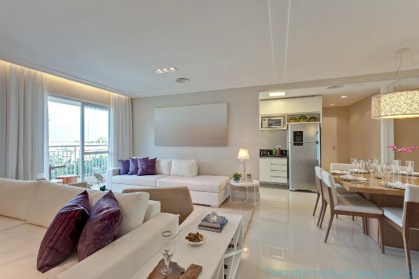 Decoração com piso branco – Como fazer 6 dicas de decoração como decorar como organizar