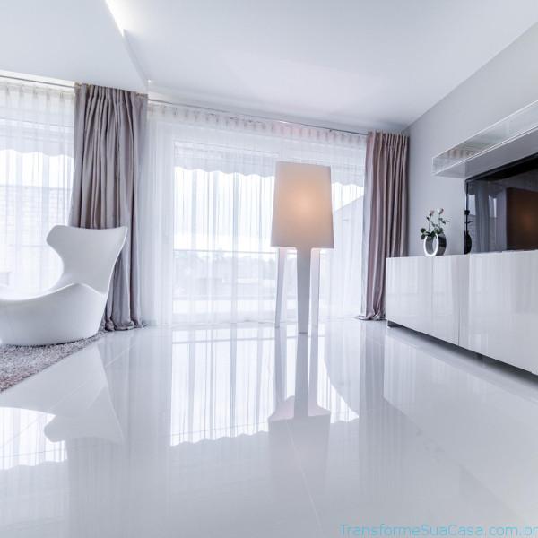 Decoração com piso branco – Como fazer 7 dicas de decoração como decorar como organizar