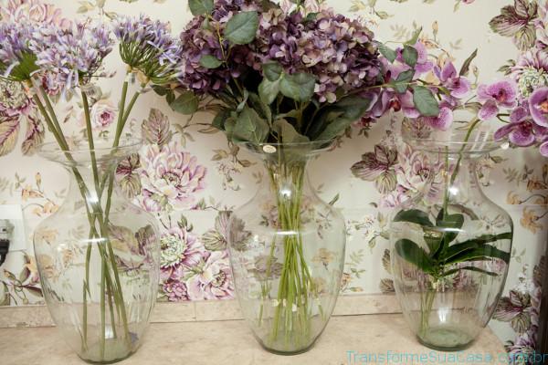Decoração com plantas artificiais – Como fazer (6) dicas de decoração como decorar como organizar
