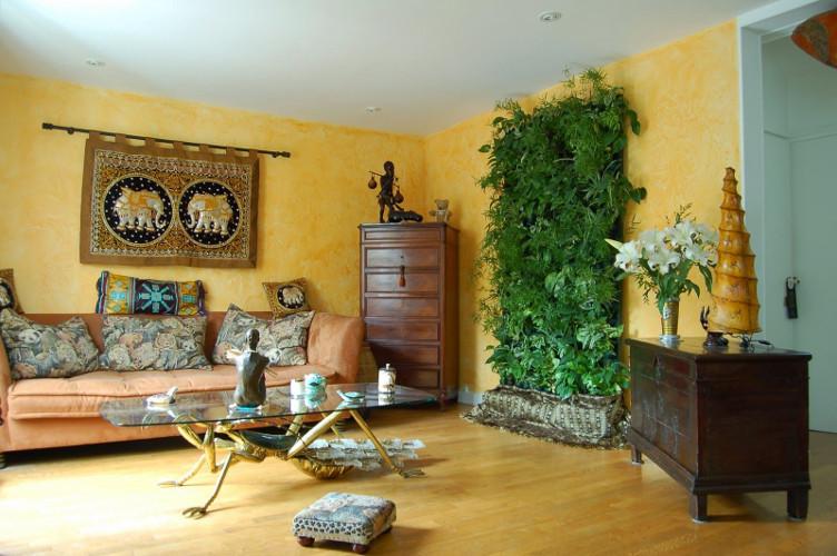 Decoração com plantas naturais - Dicas de profissional, como fazer, fotos 15