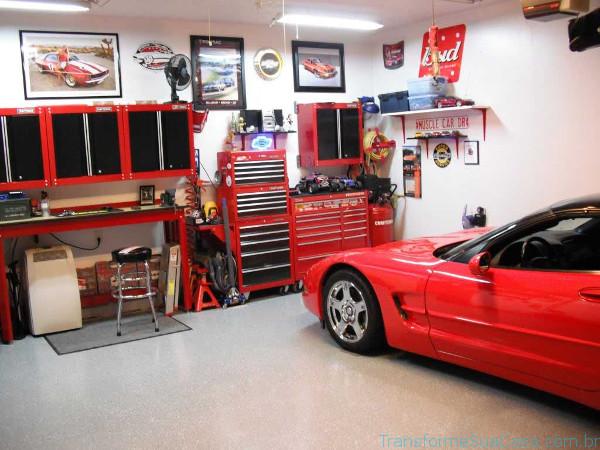 Decoração de garagem - Como fazer 5