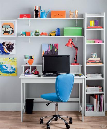 Decoração de mesa de escritório – Dicas, fotos (2) dicas de decoração fotos