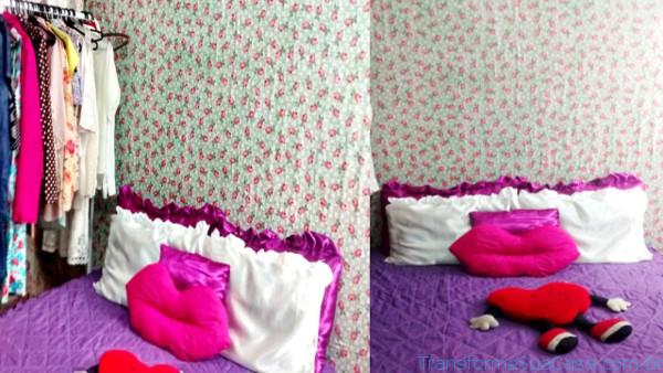Decoração de paredes com tecido – Como fazer 4 dicas de decoração como decorar como organizar