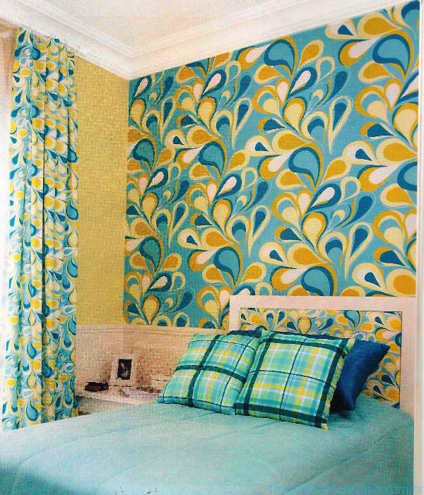Decoração de paredes com tecido – Como fazer 9 dicas de decoração como decorar como organizar