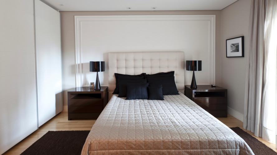 Decoração de quarto simples - Dicas profissionais, fotos, como escolher 7