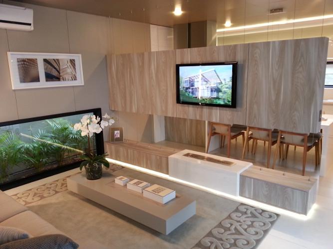 Decoração de sala de apartamento – Como decorar (3) dicas de decoração fotos
