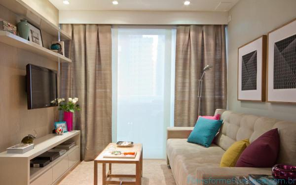 Decoração de salas modernas - Como decorar 4