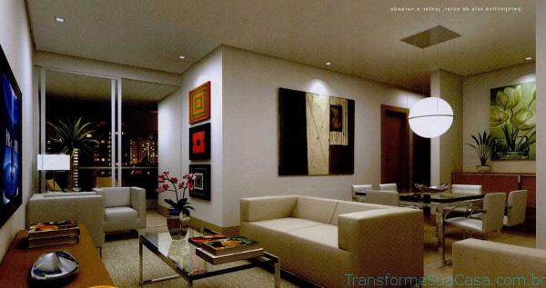 Decoração de salas modernas - Como decorar 3