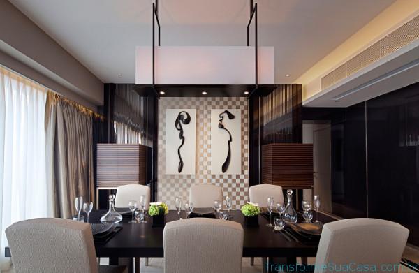 Decoração de salas modernas - Como decorar 2