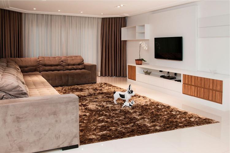 Dicas de decoração de salas – Como fazer, bonitas (1) dicas de decoração fotos