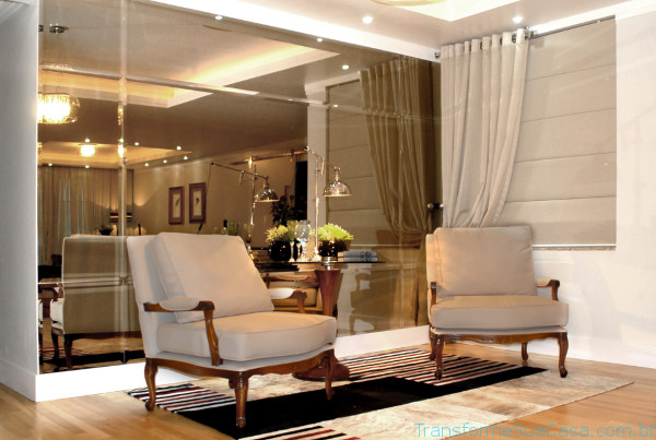 Espelhos decorativos – Como usar 4 dicas de decoração como decorar como organizar