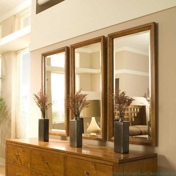Espelhos decorativos - Como usar 1