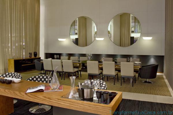 Espelhos decorativos – Como usar 9 dicas de decoração como decorar como organizar