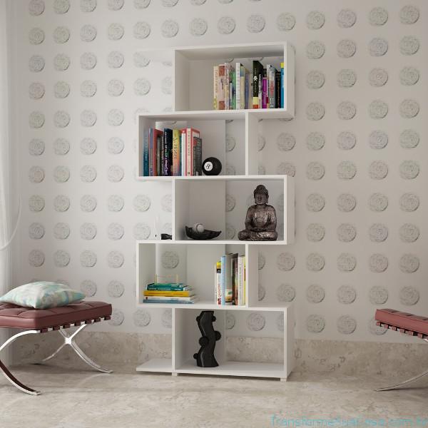Estante para sala – Como escolher 4 dicas de decoração como decorar como organizar