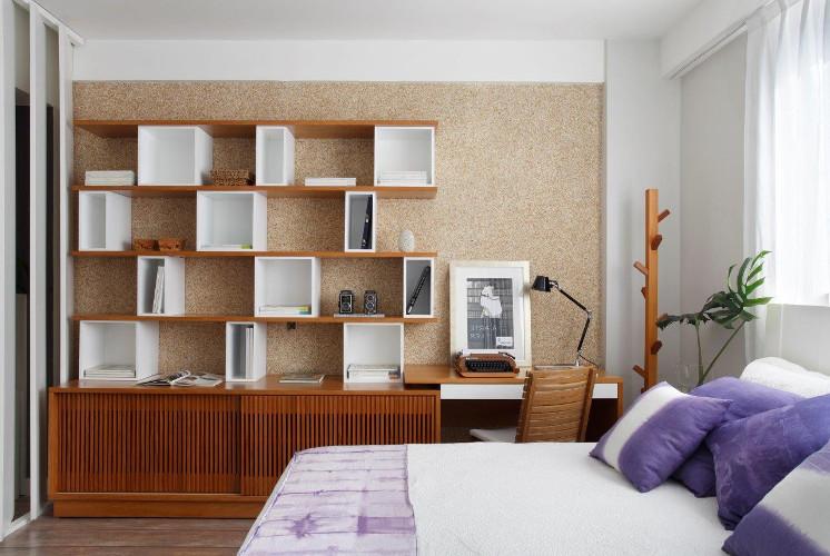 Estantes Para Quartos – Como escolher, dicas de decoração (10) dicas de decoração fotos