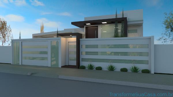 Fachadas modernas como decorar - Decorar casas modernas ...