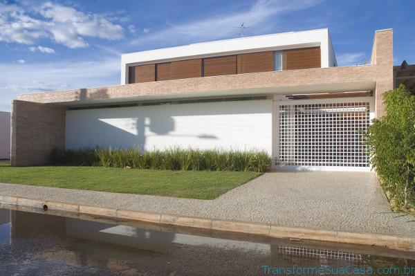 Fachadas modernas – Como decorar 9 dicas de decoração como decorar como organizar