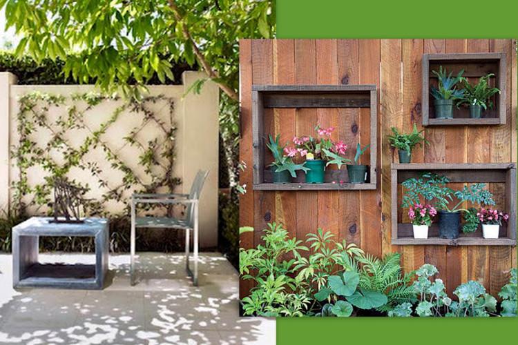 Jardins suspensos – Dicas para decorar, como fazer (1) dicas de decoração fotos