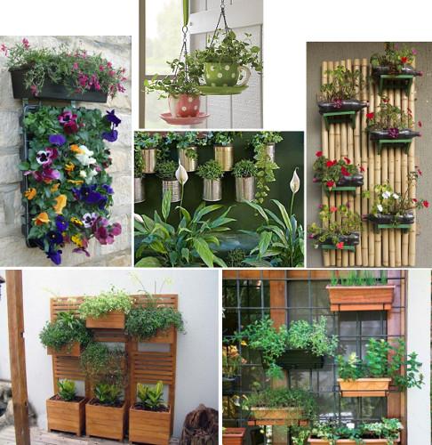 Jardins suspensos – Dicas para decorar, como fazer (2) dicas de decoração fotos