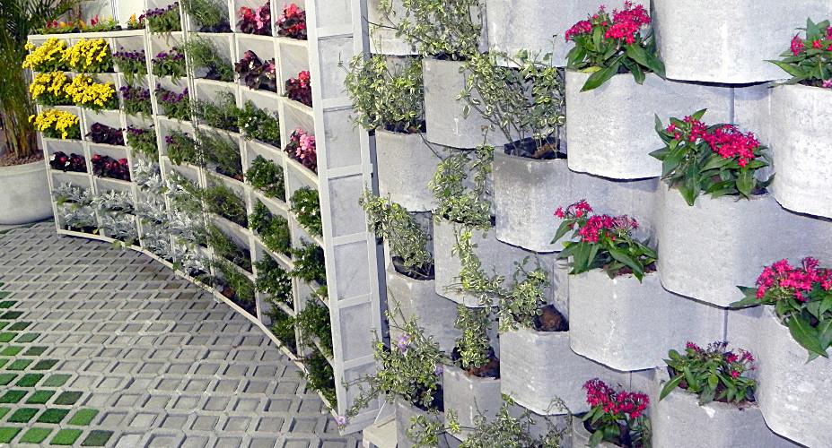 Jardins suspensos - Dicas para decorar, como fazer, fotos 1