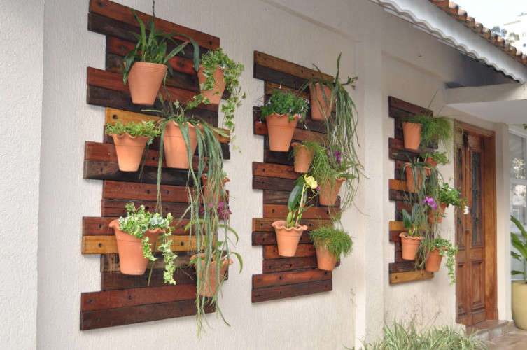 Jardins suspensos – Dicas para decorar, como fazer (4) dicas de decoração fotos