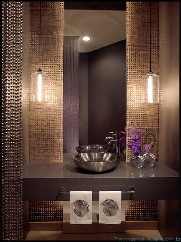 Lavabos de luxo – Como decorar (3) dicas de decoração como decorar como organizar